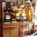 Buchbinder-Werkstatt 2