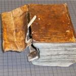 Buchrestaurierung 1